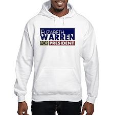 Elizabeth Warren for President V Hoodie