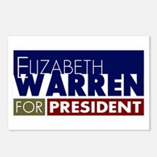 Elizabeth Warren for Pres Postcards (Package of 8)