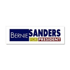 Bernie Sanders for President V1 Car Magnet 10 x 3