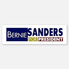 Bernie Sanders for President V1 Sticker (Bumper)