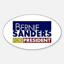 Bernie Sanders for President V1 Decal
