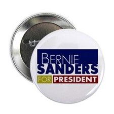 "Bernie Sanders for President V1 2.25"" Button"