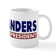 Bernie Sanders for President V1 Mug