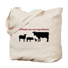 Cute Animal cruelty Tote Bag