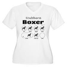 Stubborn Boxer v2 T-Shirt