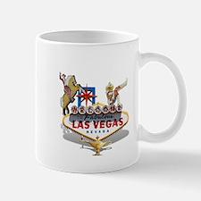 Las Vegas Welcome Sign Mugs