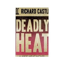 Castle Retro Deadly Heat Magnets