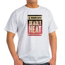 Castle Retro Deadly Heat T-Shirt