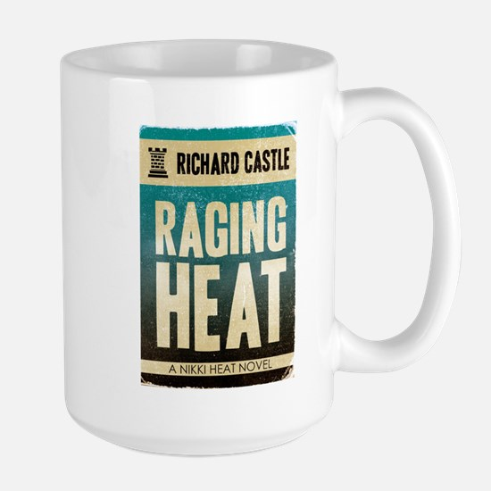 Castle Retro Raging Heat Mugs
