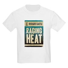 Castle Retro Raging Heat T-Shirt
