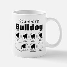 Stubborn Bulldog v2 Mug