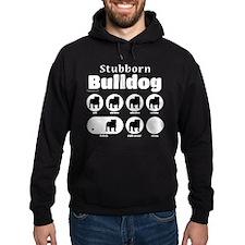 Stubborn Bulldog v2 Hoodie