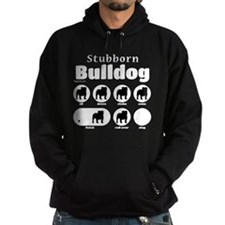 Stubborn Bulldog v2 Hoody