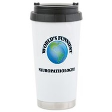 World's Funniest Neurop Travel Mug