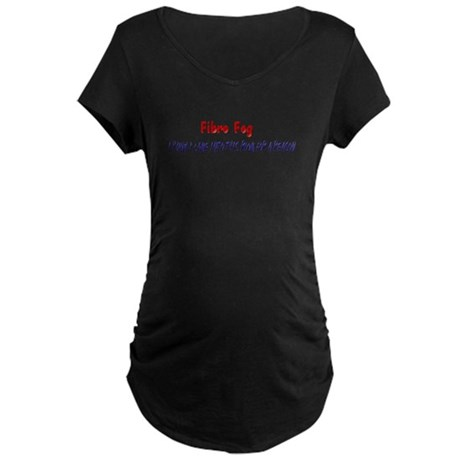 Fog Maternity Dark T-Shirt
