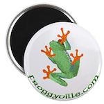 Froggyville Magnet (10 pk)