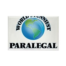 World's Funniest Paralegal Magnets