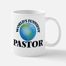 World's Funniest Pastor Mugs