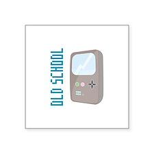 Old School Gameboy Sticker