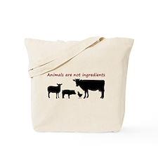 Unique Animal cruelty Tote Bag