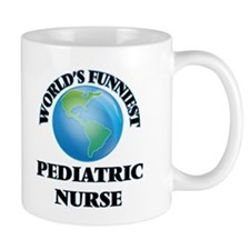 World's Funniest Pediatric Nurse Mugs
