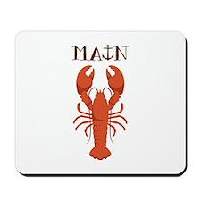Main Lobster Mousepad