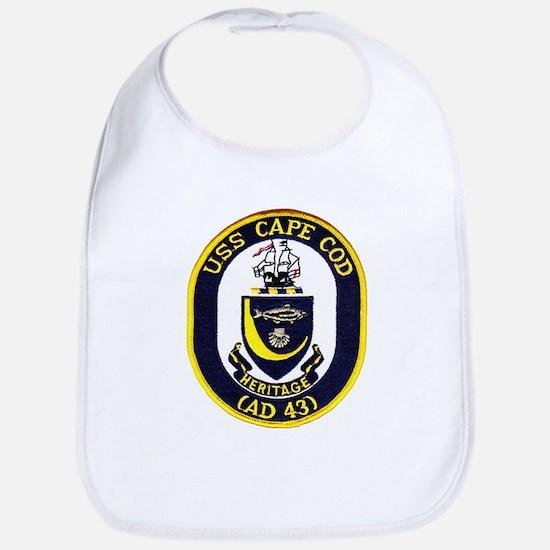 USS CAPE COD Bib