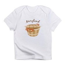 Maryland Crab ! Infant T-Shirt