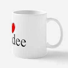 """I Love Dundee"" Mug"