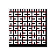 "Cute Variation Square Sticker 3"" x 3"""