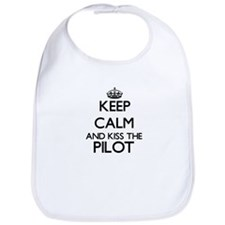 Keep calm and kiss the Pilot Bib