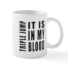 Triple Jump it is in my blood Mug