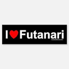 Futanari Bumper Bumper Sticker
