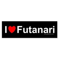 Futanari Car Sticker
