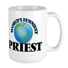 World's Funniest Priest Mugs