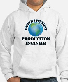 World's Funniest Production Engi Hoodie