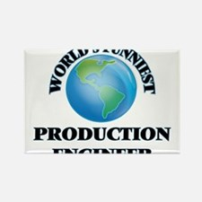 World's Funniest Production Engineer Magnets