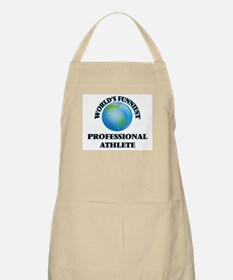 World's Funniest Professional Athlete Apron
