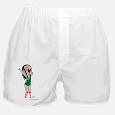 Cute Cheebs Boxer Shorts