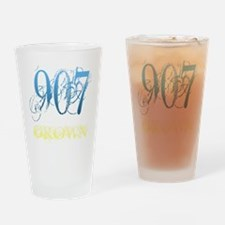 907 Grown Drinking Glass