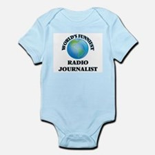 World's Funniest Radio Journalist Body Suit