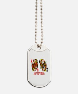 Let's Hear it for the Ladies Dog Tags