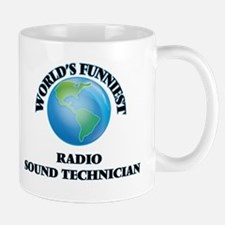 World's Funniest Radio Sound Technician Mugs