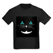 Black Cat Cheshire T-Shirt