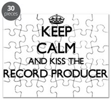 Keep calm and kiss the Record Producer Puzzle