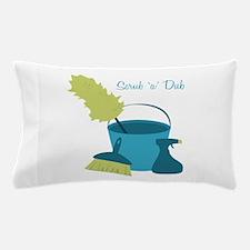 Scrub 'A' Dub Pillow Case