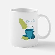 Scrub 'A' Dub Mugs