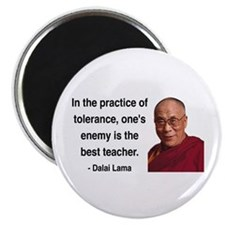 """Dalai Lama 13 2.25"""" Magnet (100 pack)"""