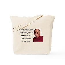 Dalai Lama 13 Tote Bag