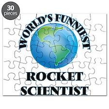 World's Funniest Rocket Scientist Puzzle